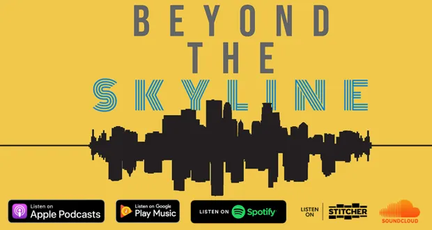 Beyond the Skyline logo
